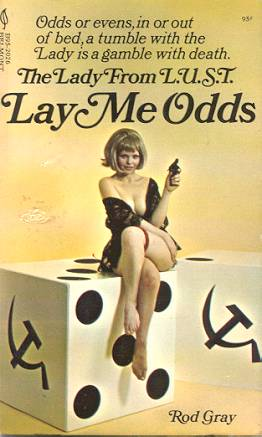 the lady from l u s t lay me odds belmont b95 2026 2nd printing ...